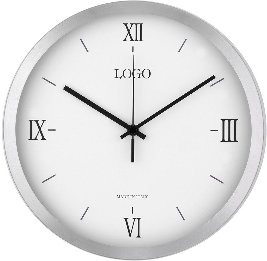 Orologio da Parete Pubblicitario Personalizzabile diametro 31 centimetri