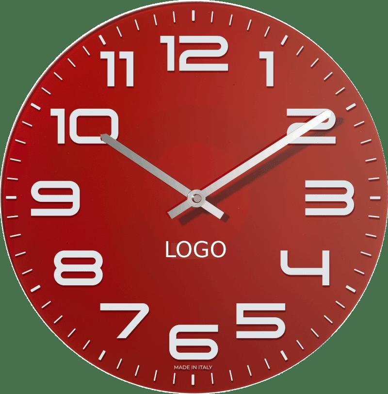 orologio pubblicitari da parete in vetro (3)
