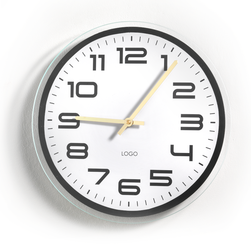 Promotional Wall Clocks Customizable with your brand and design example